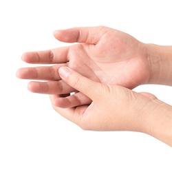 リハビリ 症候群 手 管 根